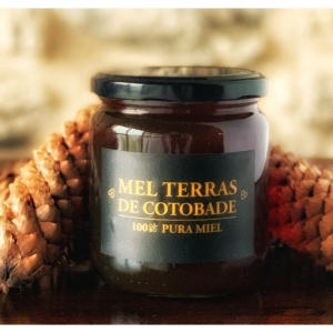 Tarro de Miel de Bosque Terras de Cotobade